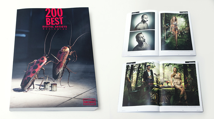 CHECK US OUT IN ARCHIVE'S 200 BEST DIGITAL ARTISTS !